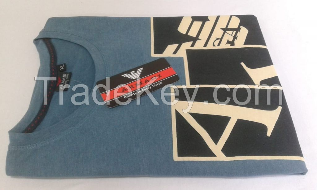 High Quality Cheap T Shirts | 100% Cotton Summer Fashion T-Shirts | Casual Tee Shirts Factory