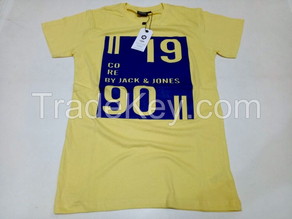 Mens T Shirts Cotton Tee Shirts For Men Summer Cheap Mens T Shirts