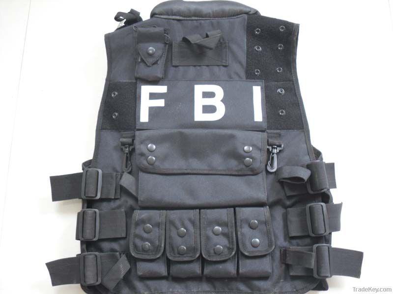 Tactical FBI Vest