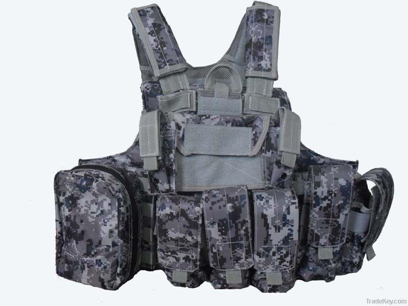 Bullet Proof Vest-army tactical vest