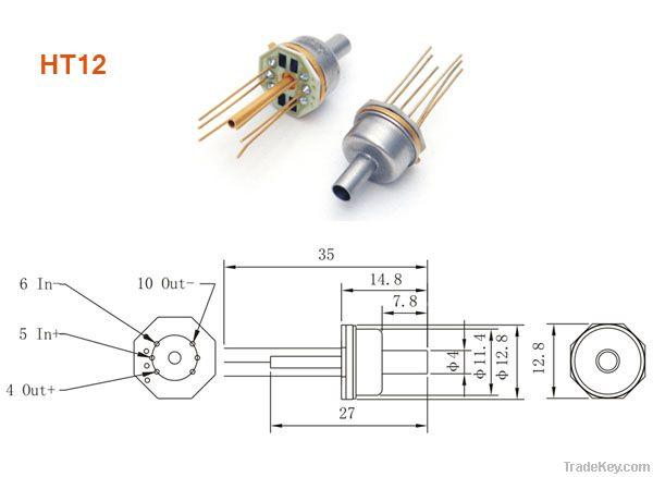 silicon oil-filled pressure sensor