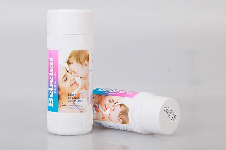 talcum powder for babies(sprinkling package)