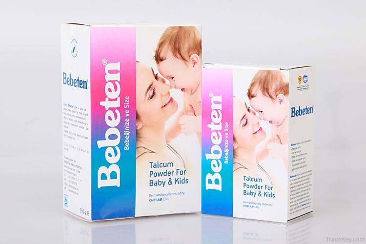 talcum powder for babies(in box, bulk packing)