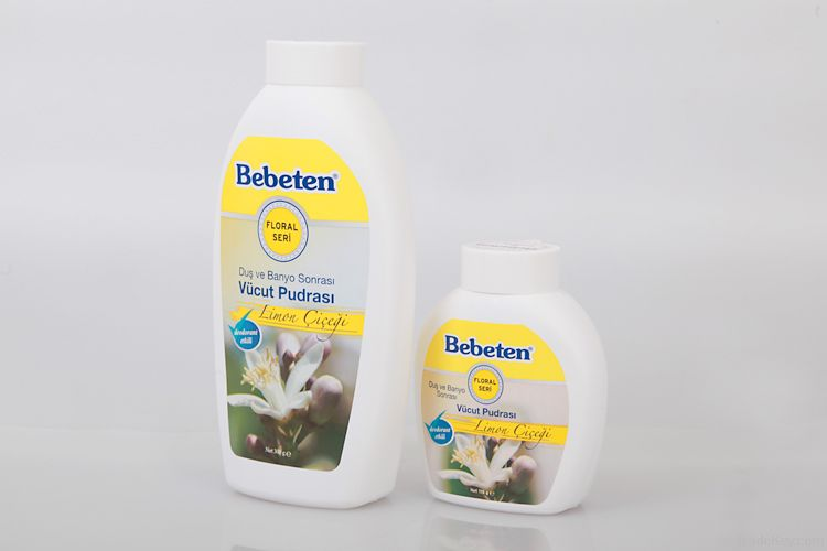 after bath body powder(lemon)