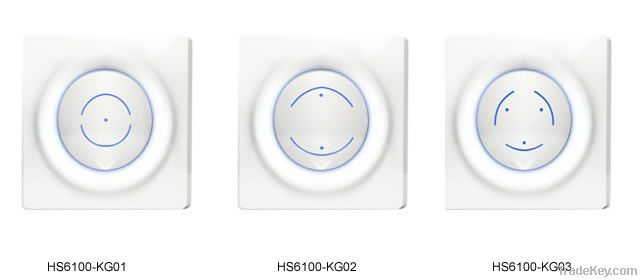 Smart Lighting switches dimmers and sockets