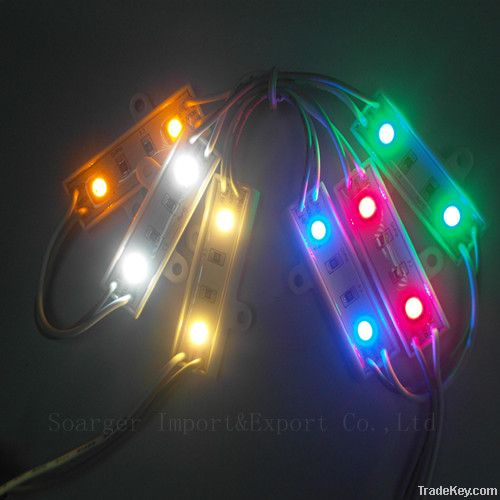 Manufacturer of LED Module with colorful and waterproof