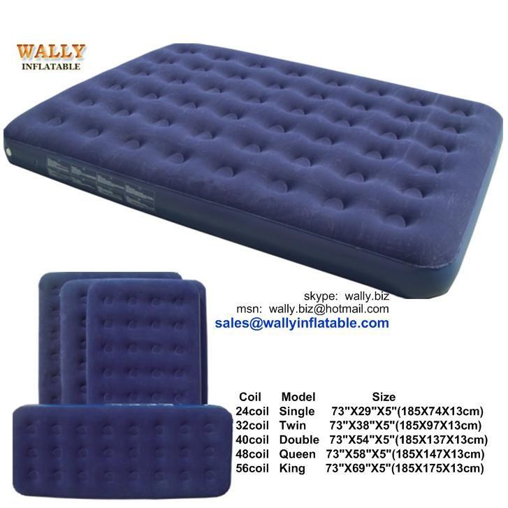 Air bed, Air mattress, inflatable air bed, Inflatable air mattress