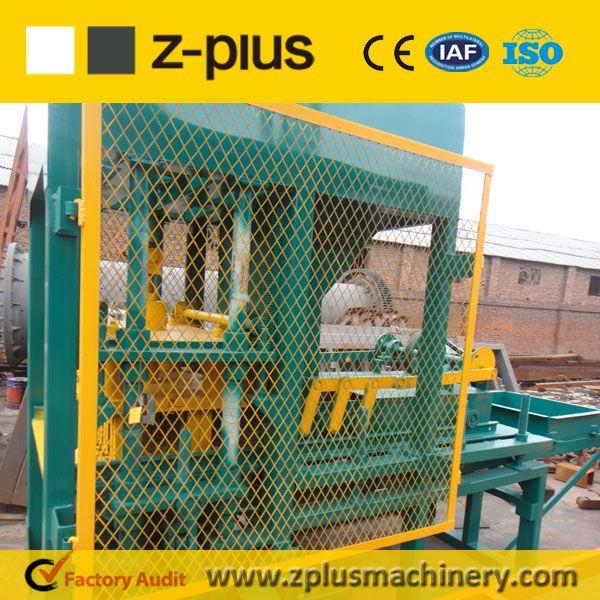 QTY6-15 block making machine