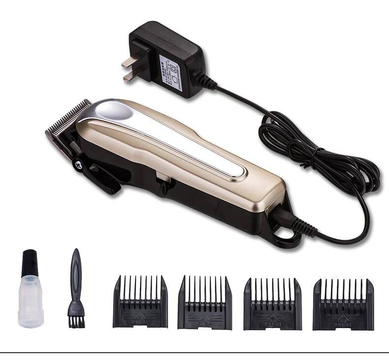 MGX1012 Lithium Battery Operated Cordless Hair Clipper Rechargeable Clipper