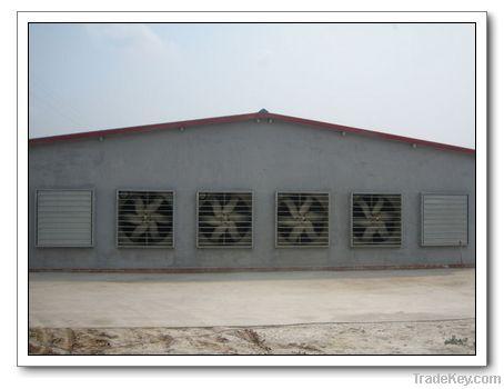 Ventilation Fan for Ventilation System