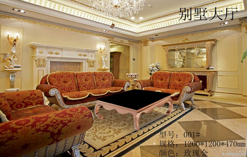 Hote Reception table lobby table