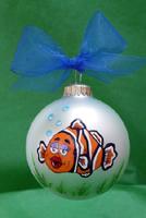 Island Design Ornament