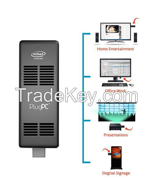 PlugPC 2 | Compute Stick