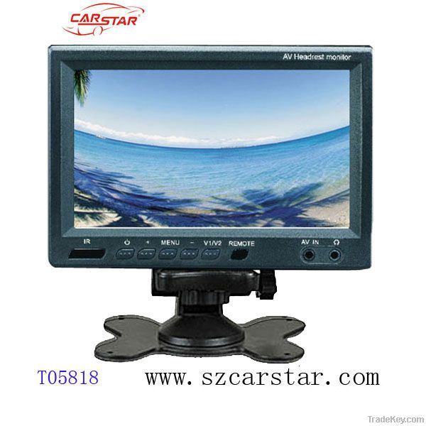 Well Sell Item! 5.8 Inch TFT LCD Stand Alone Monitor