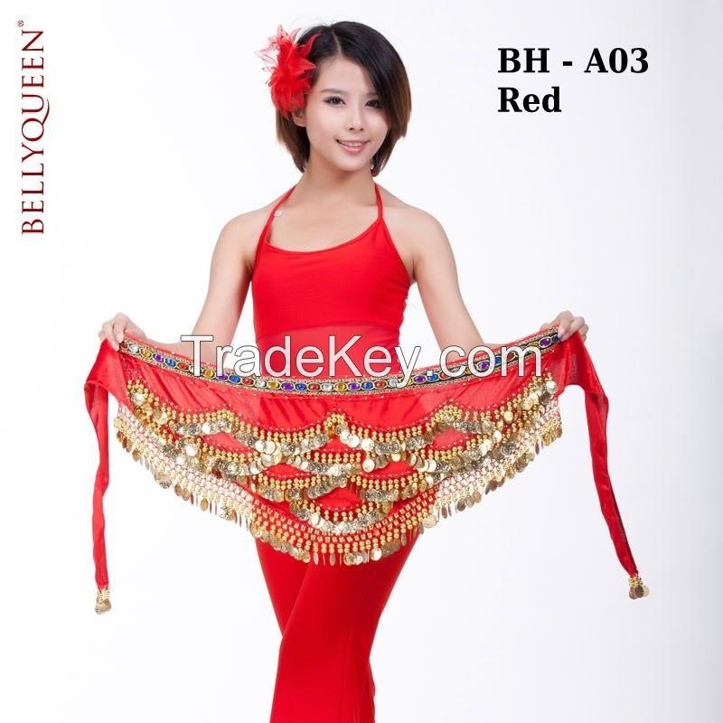 Belly Dance Belly coin belt