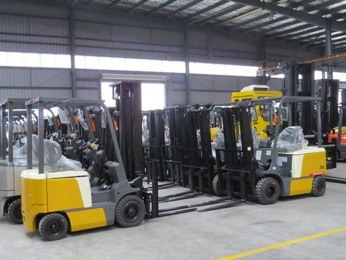 3.5-4.0 ton TCM type Electric Forklift truck