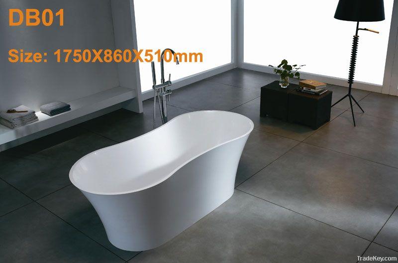 Corian bathtub