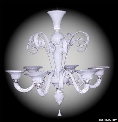 Murano chandelier art.80