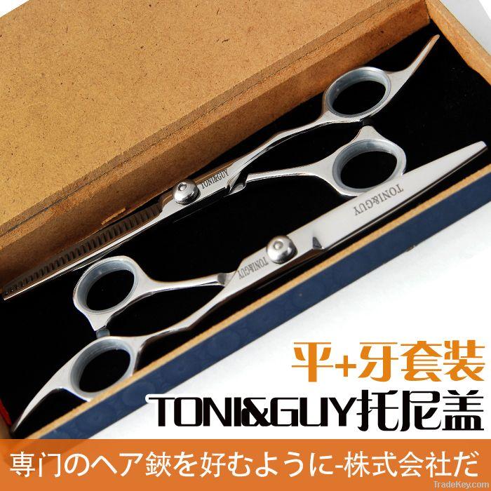 professional barber super cut barber scissors, hair cut scissor