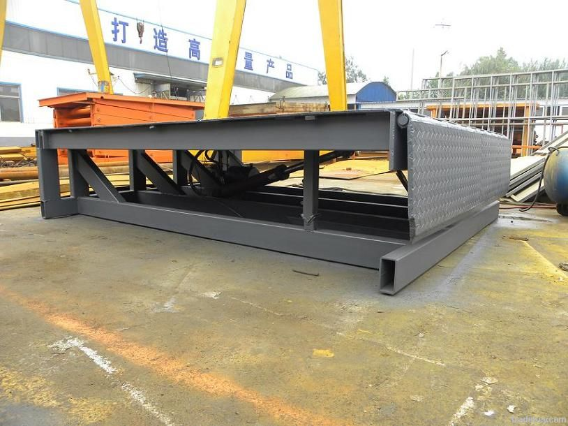 Hydraulic Stationary Dock Ramp
