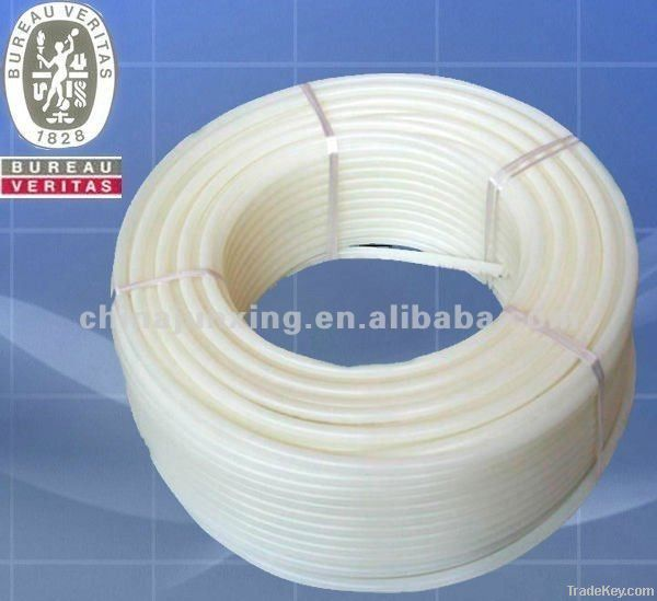 Roll plastic pipe/good plastic pipe for floor heating