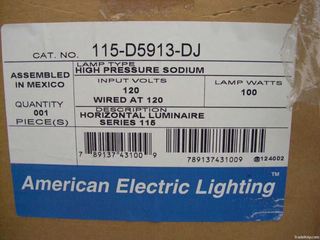 High Pressure Sodium Lights