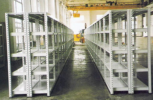 racking (heavy duty rack, medium duty rack, light duty rack)