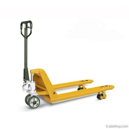 pallet truck/pallet jack/hand pallet truck