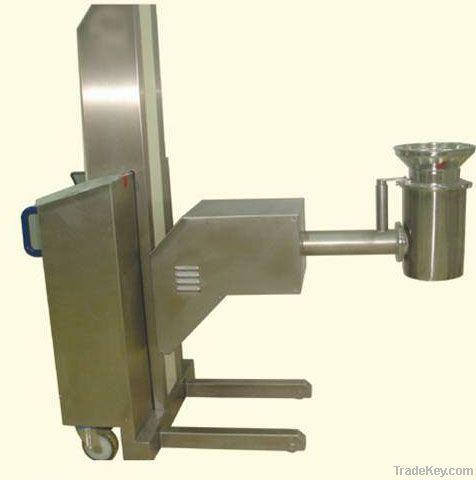 SDTZ Series Lifting Mill Cum Sifter