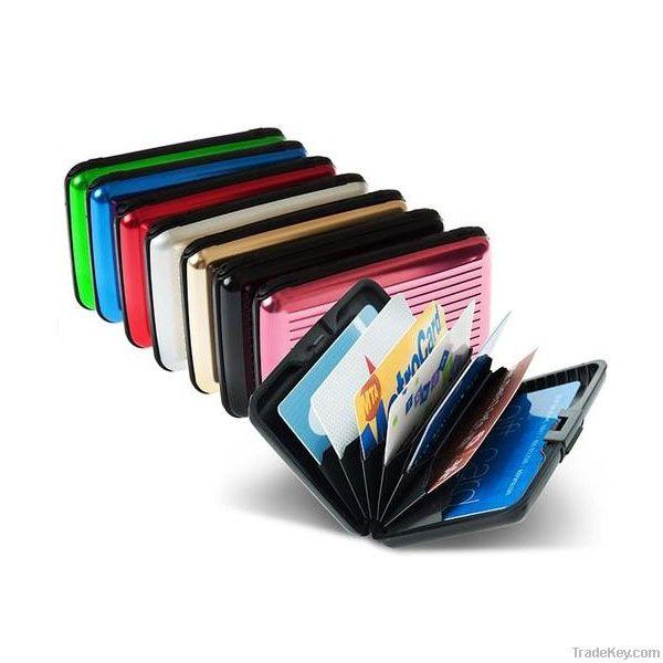 As Seen On TV Aluma Wallet, Aluminum Wallet, Credit Card Holder