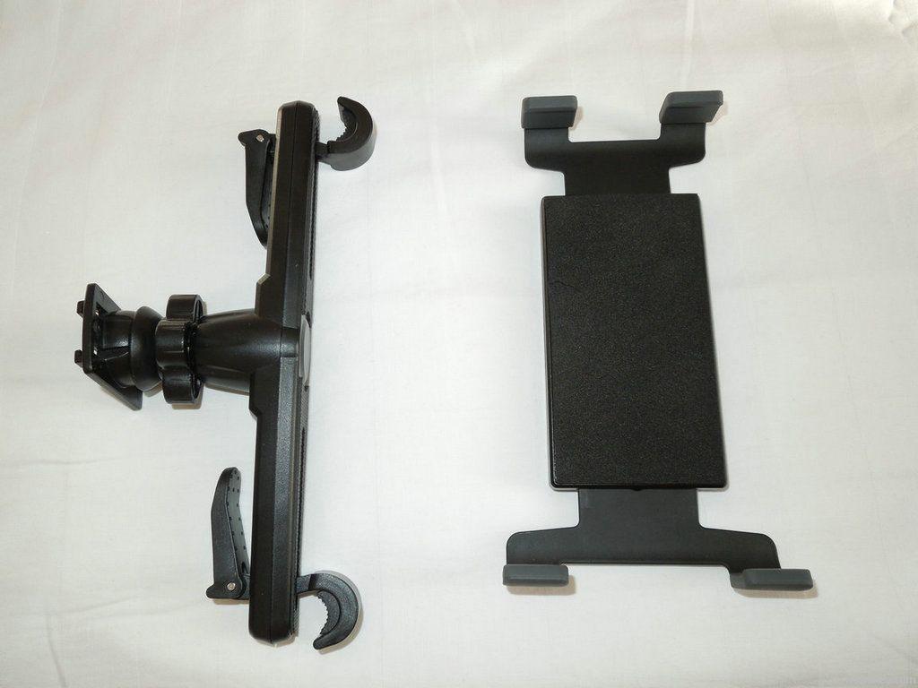 Universal Metal Car Headrest Holder for Tablets UEH53
