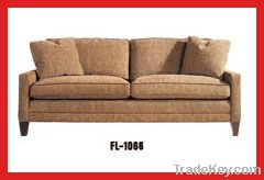 Modern design hotel fabric sofa(FL-1066)