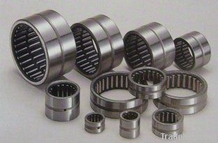 Light Needle Roller Bearings For High Load Capacity With Axial Bearing