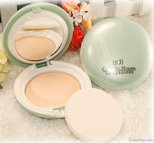 Korean Face Powder, Mineral Face Compact Powder, Pressed Powder