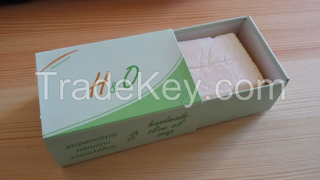 100% Greek Handmade Olive Oil Soap
