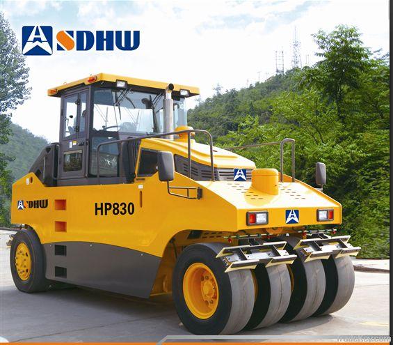 HS 814 L Single Drum Vibratory Road Roller