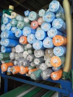 PVC Tarpaulin Stock Lot