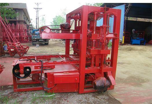 Manual Block Machine