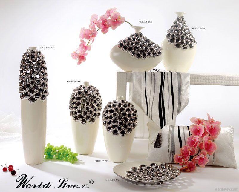 Luxury Modern Ceramic Flower Vase