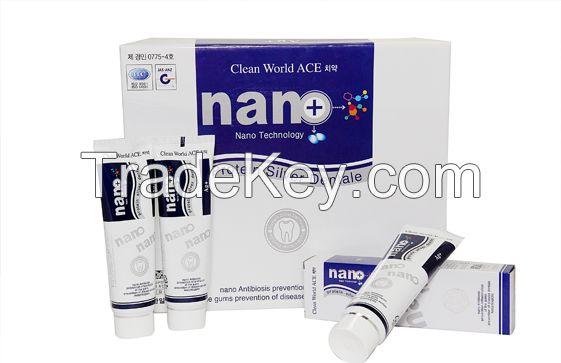 Herbal/Nano Toothpaste