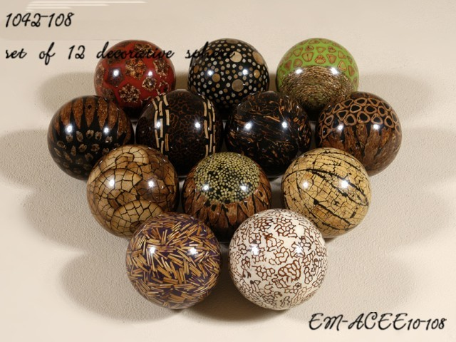 Decorative Spheres