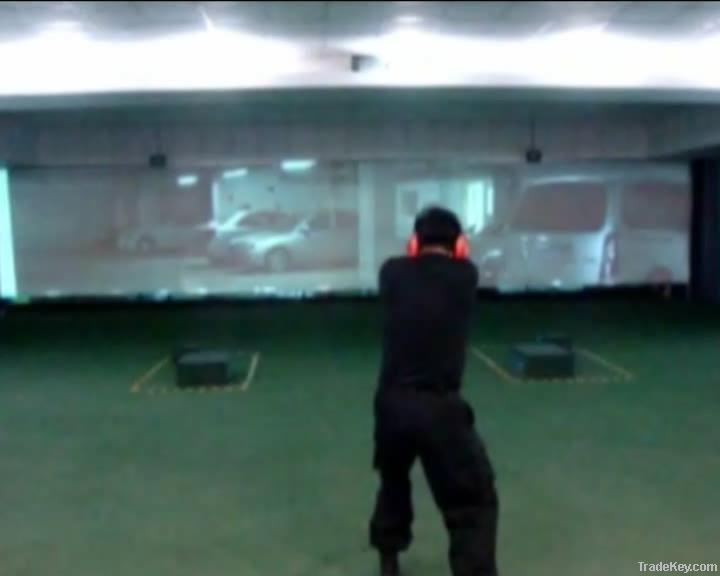 police shooting training