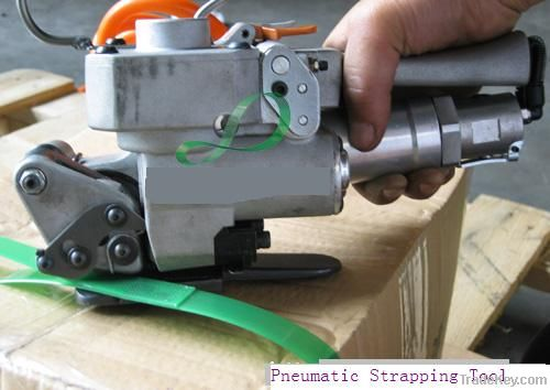 Handheld Pneumatic strapping tool XQD-19 for PET/PP straps