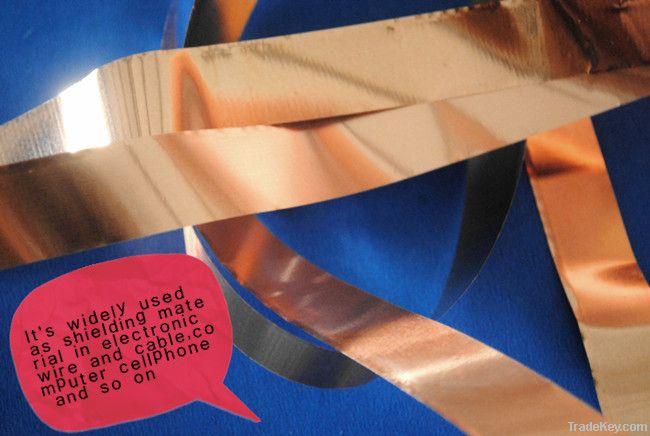 Highest Quality 100% Cu T2 Copper Foil Tape