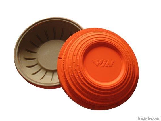 Natural standard clay target