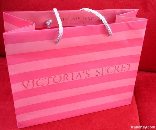 2012 Fashion gift paper shopping bag