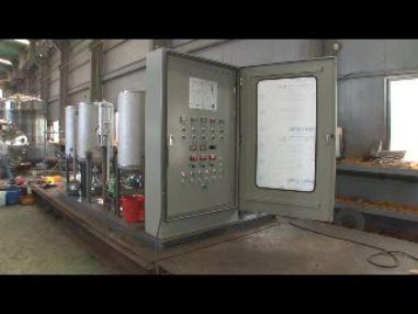 Diesel, Gasoline, Buncker C Oil Making Machine