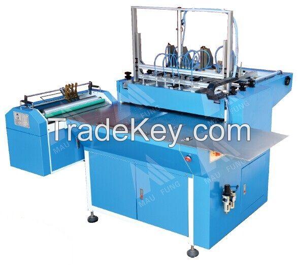 MF-SCM500A Semi Auto Case Making Machine