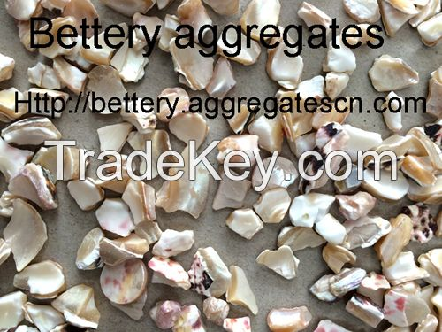 classic mother of pearl aggregate