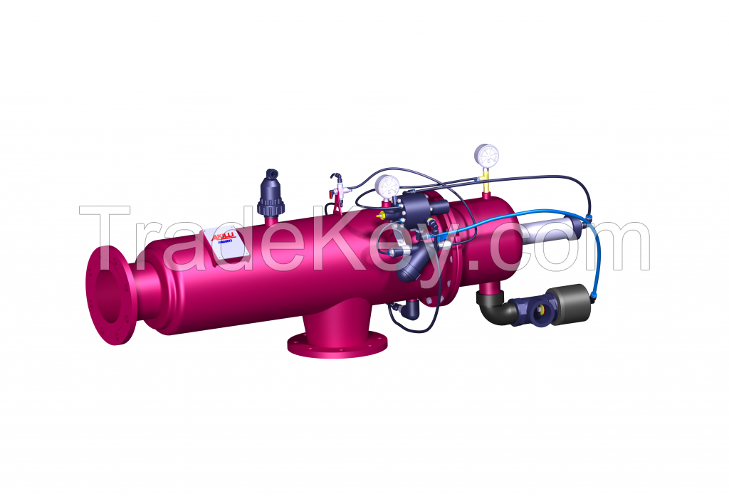 Hydraulic Automatic Filter-SMART Filter